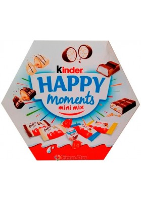 Новогодний набор Kinder Happy Moments 162g