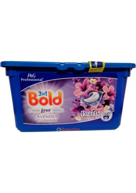 Капсулы для стирки Bold Lavender & Camomile 42 pearls