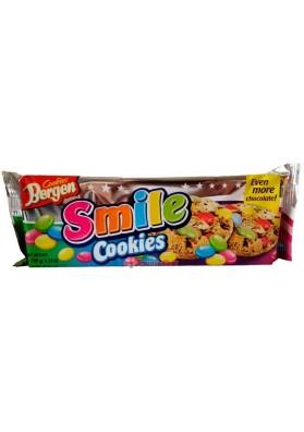 Печиво Bergen Smile Cookies 135g.