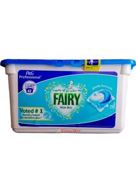 Капсулы для стирки Fairy Pods Non Bio 42 Pods
