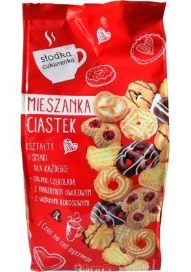 Печиво Mieszanka Ciastek 500g.