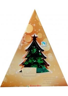 Різдвяна Ялинка Maitre Truffout з Праліне і М'ятний Кремом 148g.