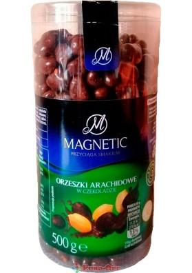 Арахис Magnetic в молочном шоколаде 500g