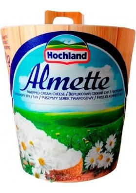 Сыр сливочный 35% Hochland Almette 150g
