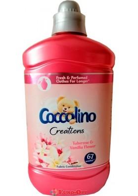 Ополаскиватель Coccolino Creations Tuberose & Vanilla Flower 1.8L
