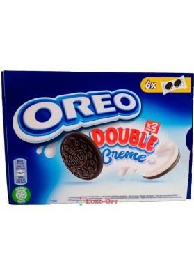 Печенье Oreo Double Vanilla Creme 170g