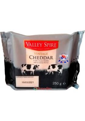 Сир Чеддер Valley Spire Vintage Cheddar 250g
