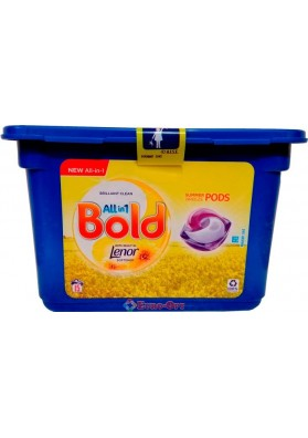 Капсули для прання Bold All-in-One Summer Breeze Pods 15 Washes
