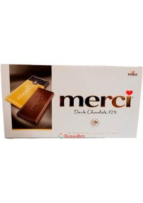Шоколад Storck Merci Dark Chocolate 100g