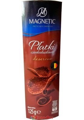 Чіпси Шоколадні Magnetic 125g
