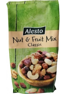 Суміш Горіхів Alesto Nut & Fruit Mix Classic, 200g