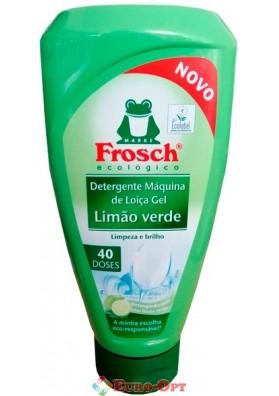 Средство для мытья посуды Frosch Зеленый лимон 1L