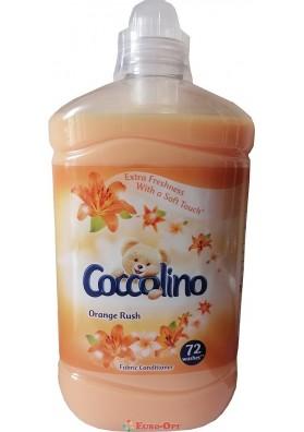 Ополаскиватель для Стирки Coccolino Orange Rush 1.8L