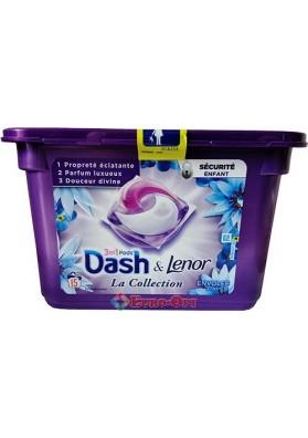 Капсулы для Стирки Dash la Collection Lenor 411g