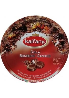 Леденцы Kalfany Cola 150g