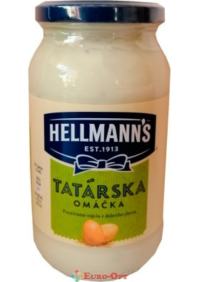 Соус Hellmanns Tatarska Omacka 420g