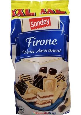 Вафли Sondey Firone 400g