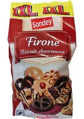 Печенье Sondey Firone Wafer Assortment 550g