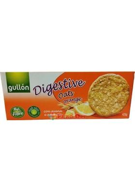 Печенье Злаковое с Апельсином Высокоолейновое с Клетчаткой Gullon 270g