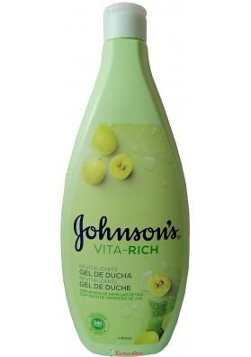 Гель для Душа Johnson's Vita-Rich Яблоко 750ml