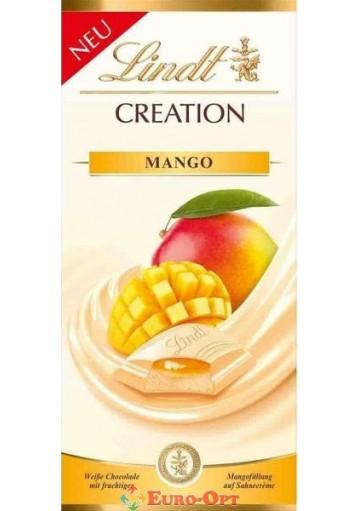 Белый Шоколад Lindt Creation Mango 150g