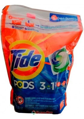 Капсули для Прання Tide Pods Original Scent 35 Tabs