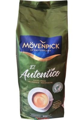 Кава в зернах Movenpick El Autentico, 1kg