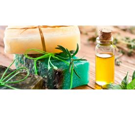 Скраби для тіла з оливкового масла